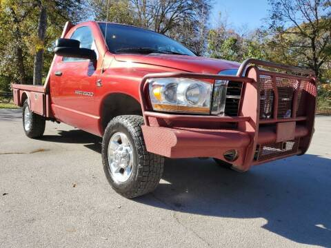 2006 Dodge Ram Pickup 2500 for sale at Thornhill Motor Company in Lake Worth TX
