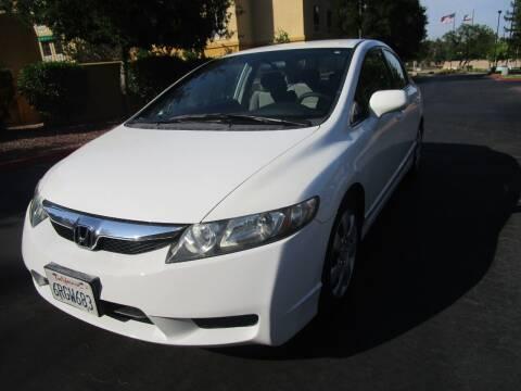 2011 Honda Civic for sale at PRESTIGE AUTO SALES GROUP INC in Stevenson Ranch CA