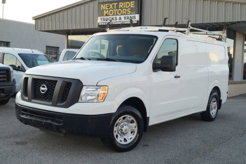 2016 Nissan NV Cargo for sale at Next Ride Motors in Nashville TN