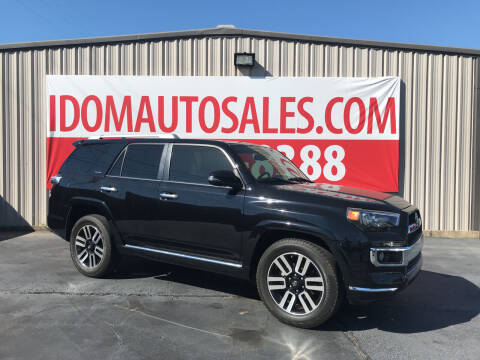 2016 Toyota 4Runner for sale at Auto Group South - Idom Auto Sales in Monroe LA