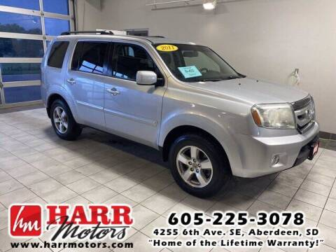 2011 Honda Pilot for sale at Harr's Redfield Ford in Redfield SD