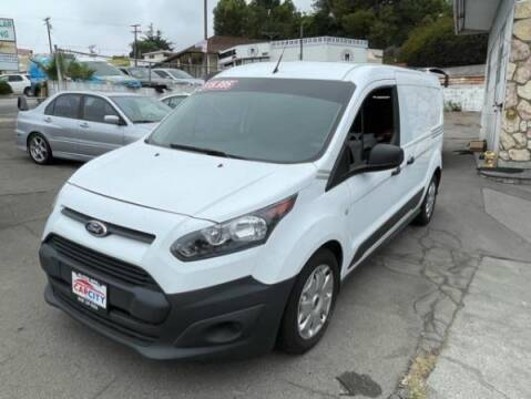 2014 Ford Transit Connect Cargo for sale at CAR CITY SALES in La Crescenta CA