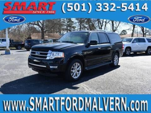 2017 Ford Expedition EL for sale at Smart Auto Sales of Benton in Benton AR