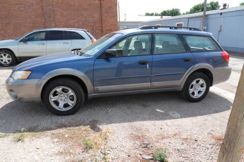 2007 Subaru Outback for sale at Paris Fisher Auto Sales Inc. in Chadron NE