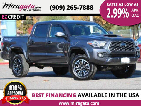 2020 Toyota Tacoma for sale at Miragata Auto in Bloomington CA