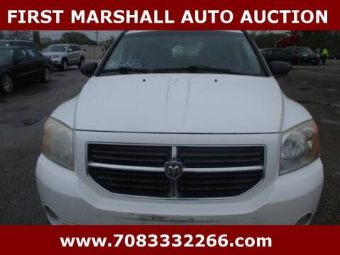 2011 Dodge Caliber for sale at First Marshall Auto Auction in Harvey IL