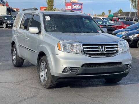 2012 Honda Pilot for sale at Brown & Brown Wholesale in Mesa AZ