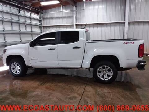 2020 Chevrolet Colorado for sale at East Coast Auto Source Inc. in Bedford VA