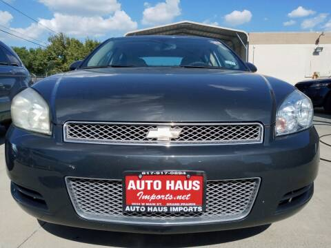 2016 Chevrolet Impala Limited for sale at Auto Haus Imports in Grand Prairie TX