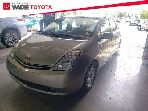2005 Toyota Prius for sale at Stephen Wade Pre-Owned Supercenter in Saint George UT