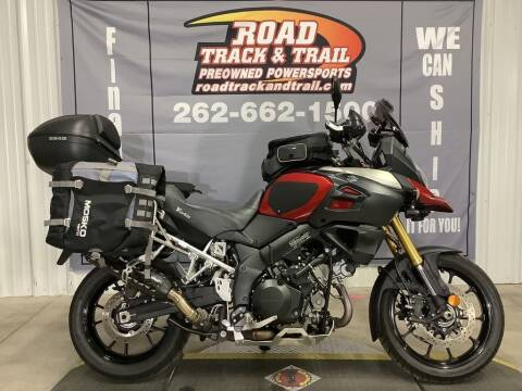 2014 Suzuki V-Strom 1000 ABS for sale at Road Track and Trail in Big Bend WI