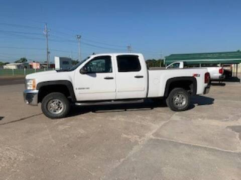 2008 Chevrolet Silverado 2500HD for sale at J & S Auto in Downs KS