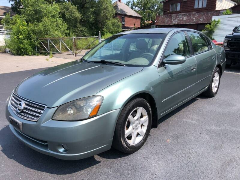 2005 Nissan Altima for sale at JB Auto Sales in Schenectady NY