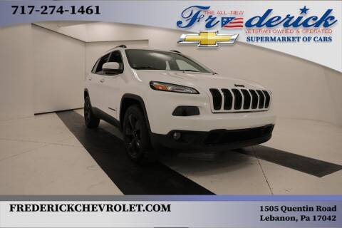2016 Jeep Cherokee for sale at Lancaster Pre-Owned in Lancaster PA