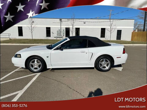2004 Ford Mustang for sale at LDT MOTORS in Amarillo TX