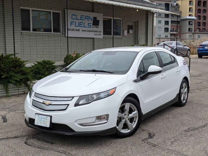2015 Chevrolet Volt for sale at Clean Fuels Utah - SLC in Salt Lake City UT