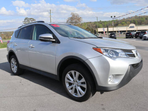 2015 Toyota RAV4 for sale at Viles Automotive in Knoxville TN