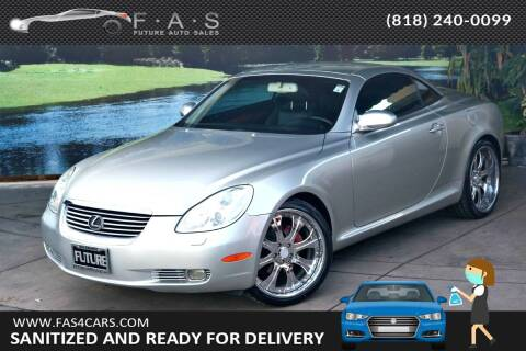2003 Lexus SC 430 for sale at Best Car Buy in Glendale CA