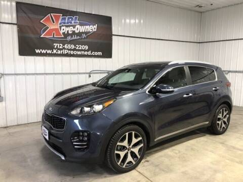 2017 Kia Sportage for sale at Karl Pre-Owned in Glidden IA