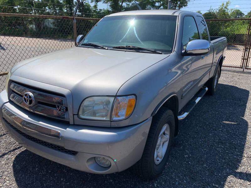 2003 Toyota Tundra for sale at SODA MOTORS AUTO SALES LLC in Newport RI