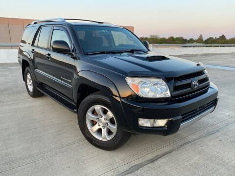 2004 Toyota 4Runner for sale at Car Match in Temple Hills MD