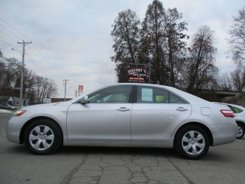 2008 Toyota Camry for sale at Vigeants Auto Sales Inc in Lowell MA