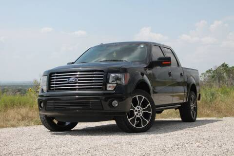 2012 Ford F-150 for sale at Elite Car Care & Sales in Spicewood TX