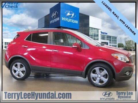 2014 Buick Encore for sale at Terry Lee Hyundai in Noblesville IN