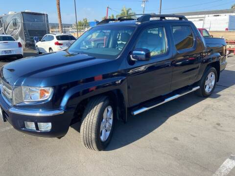 2010 Honda Ridgeline for sale at Coast Auto Motors in Newport Beach CA