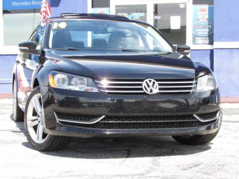 2014 Volkswagen Passat for sale at VIP AUTO ENTERPRISE INC. in Orlando FL