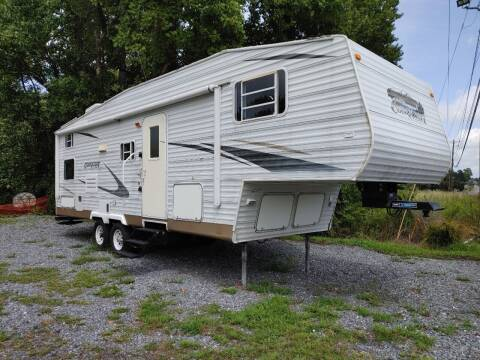 2004 CONQUEST CAMPER for sale at Snap Auto in Morganton NC