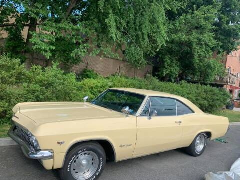 1965 Chevrolet Impala for sale at Classic Car Deals in Cadillac MI