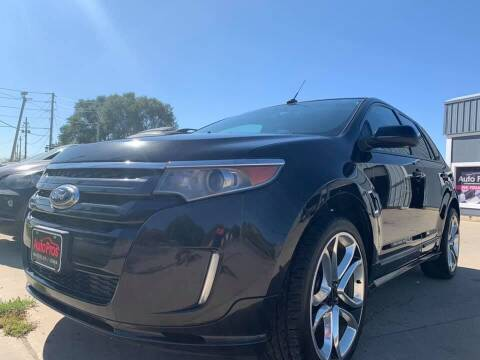 2011 Ford Edge for sale at AutoPros - Waterloo in Waterloo IA