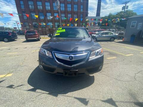 2014 Acura RDX for sale at Metro Auto Sales in Lawrence MA