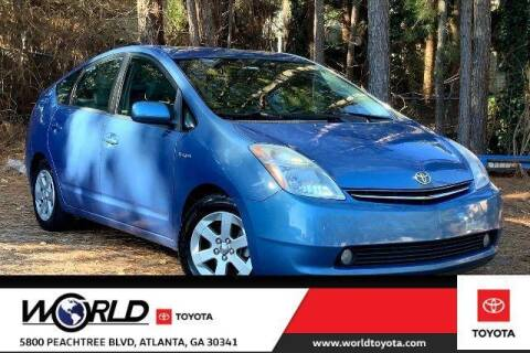 2007 Toyota Prius for sale at CU Carfinders in Norcross GA