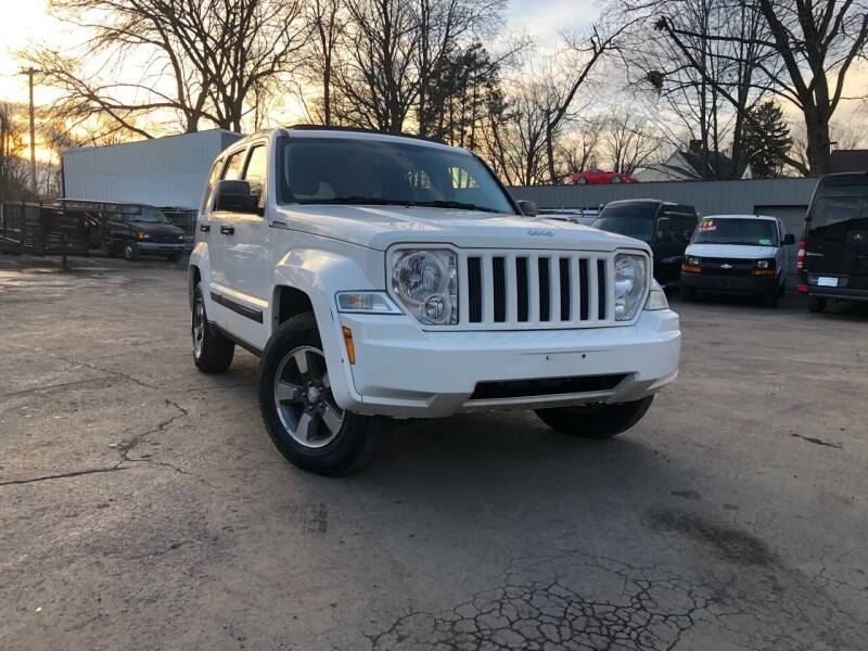 2008 Jeep Liberty for sale at Affordable Cars in Kingston NY