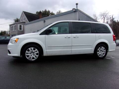 2016 Dodge Grand Caravan for sale at Mark's Discount Truck & Auto Sales in Londonderry NH