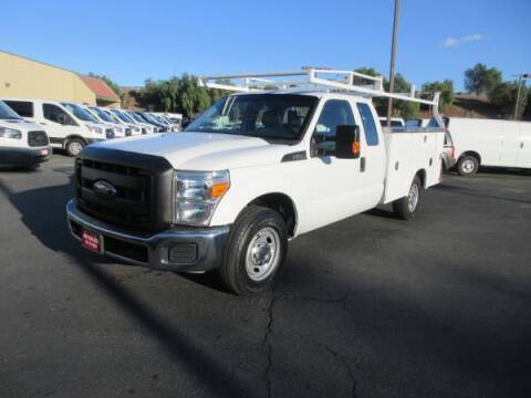 2015 Ford F-250 Super Duty for sale at Norco Truck Center in Norco CA