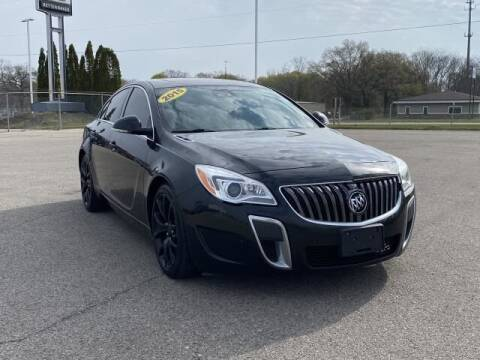 2015 Buick Regal for sale at Betten Baker Preowned Center in Twin Lake MI
