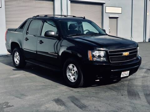 2012 Chevrolet Avalanche for sale at Autos Direct in Costa Mesa CA