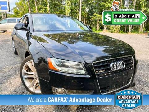 2009 Audi A5 for sale at High Rated Auto Company in Abingdon MD