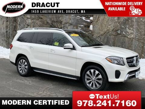 2017 Mercedes-Benz GLS for sale at Modern Auto Sales in Tyngsboro MA