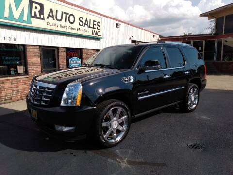 2011 Cadillac Escalade for sale at MR Auto Sales Inc. in Eastlake OH