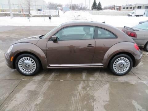 2014 Volkswagen Beetle for sale at Jefferson St Motors in Waterloo IA