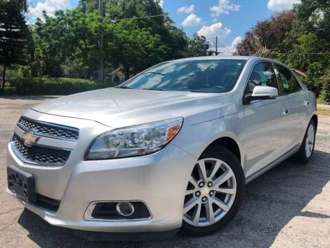 2013 Chevrolet Malibu for sale at Consumer Auto Credit in Tampa FL