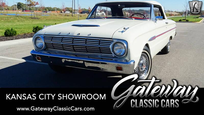 1963 Ford Falcon for sale in Olathe, KS