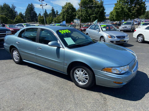 2003 Buick LeSabre for sale at Pacific Point Auto Sales in Lakewood WA