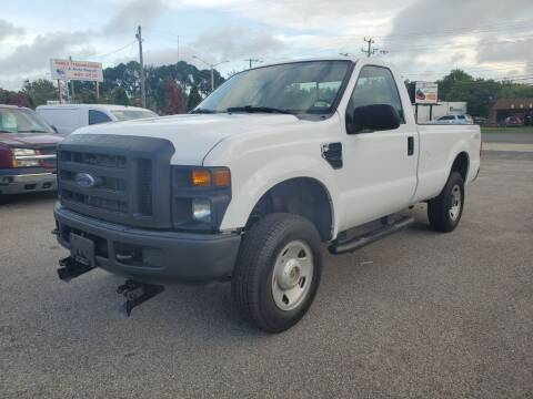 2008 Ford F-250 Super Duty for sale at Auto and Cycle Brokers of Tidewater in Norfolk VA