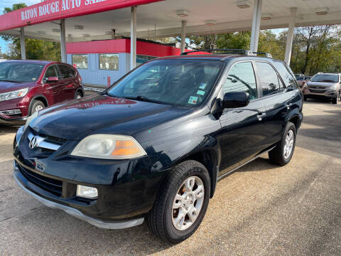 2006 Acura MDX for sale at Baton Rouge Auto Sales in Baton Rouge LA