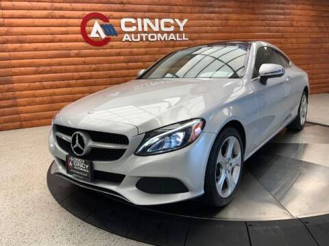 2017 Mercedes-Benz C-Class for sale at Dixie Imports in Fairfield OH